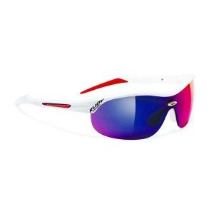 Очки Rudy Project ABILITY RACING WHITE G-MLS RED