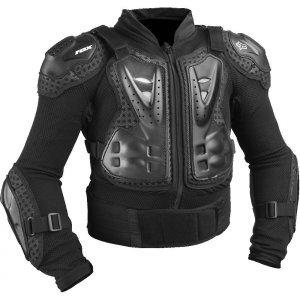 Защита панцирь подростковый Fox Titan Sport Youth Jacket, черный 2018