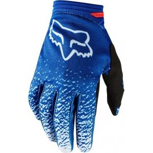 Велоперчатки женские Fox Dirtpaw Womens Glove, синий 2018
