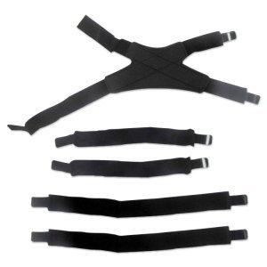 Стрепы Leatt C-Frame Carbon Strap Kit Pair 2018