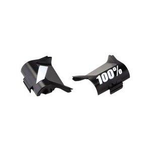 Крышки перемотки 100% Forecast Replacement Canister Cover Kit Pair (No Pins), 51124-010-01Велоочки<br>Оригинальные крышки для системы перемотки Forecast  от 100%. Изготовлены из пластика, цвет - чёрный.