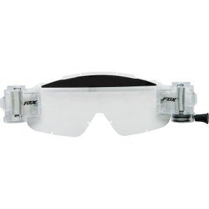 Щитки от грязи Shift White Goggle Mudguards, 3шт, Clear, 21322-012-OS