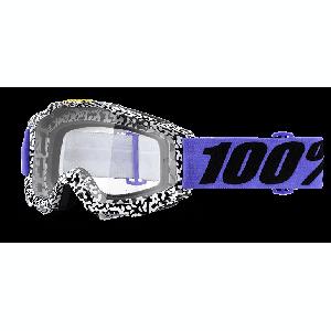 Велоочки 100% Accuri Brentwood / Clear Lens, 50200-211-02
