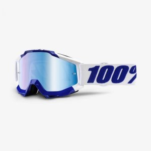 Велоочки 100% Accuri Calgary / Mirror Blue Lens, 50210-228-02