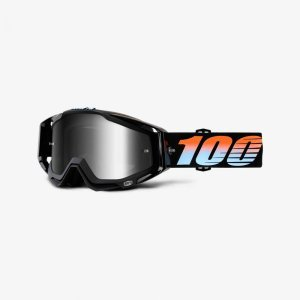 Велоочки 100% Racecraft Starlight / Mirror Silver Lens, 50110-218-02