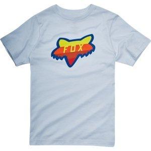 Велофутболка подростковая Fox Youth Draftr Head SS Tee, серый 2018Велофутболка<br>Высококачественная подростковая футболка от Fox. Модель свободного кроя, выполненная из гладкой плотной ткани и декорированная оригинальным принтом.<br><br><br><br>ОСОБЕННОСТИ<br><br><br><br>Материал: 50% - хлопок, 50% - полиэстер<br><br>С-образный вырез<br><br>Оригинальный принт