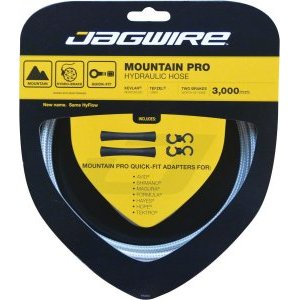 Набор гидролинии Jagwire Mountain Pro Hydraulic Hose Kit, белый, HBK402