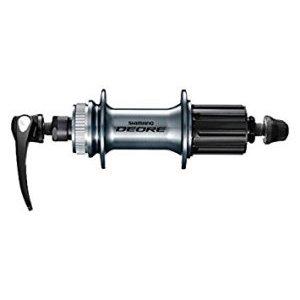 Втулка задняя Shimano Deore FH-M6000, 36 отверстий, барабан на 8/9/10 скоростей, EFHM6000AZAS