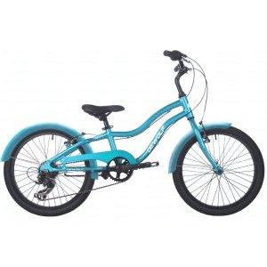 Детский велосипед Dewolf SAND 210 20 2018Детские<br>Велосипед, предназначенный для детей в возрасте от пяти до девяти лет, с оборудованием начального класса Shimano, 7 скоростей. Технические особенности: легкая алюминиевая рама, жесткая вилка Rigid Steel, двойные алюминиевые обода Alloy ED, надежные ободные тормоза V-brake, защита цепи, длинные крылья, подножка. Подходит для обучения и прогулочного катания в городских условиях. Диаметр колес - 20 дюймов. Вес - 12,9 кг.<br><br>Рама и амортизаторы<br>РамаАлюминий<br>ВилкаSteel<br>Цепная передача<br>МанеткиShimano SL-RS35, 7 speed<br>Задний переключательShimano Tourney RD-TX35<br>ШатуныProwheel RA102 steel 36T<br>КареткаVP-BC73 seal types, L:119mm, BC 1.37*24T*68MM<br>КассетаShimano Tourney MF-TZ21, 7-SPEED 14-28T BROWN/BLACK<br>ЦепьKMC Z33<br>ПедалиVP-530, 1/2 AS EN standard PVC<br>Колеса<br>Диаметр20.0<br>Обода20*1.50, 14G*36H, A/V, H=15.2MM, ALLOY ED<br>Спицыsteel<br>ВтулкаKT-122F/KT-122R, 3/8*100*140/3/8*100*178, 14G*36H steel<br>ПокрышкаKENDA K841 20*1.95<br>Компоненты<br>Передний тормозF/R: V-brake<br>Рульalloy 25.4, 560 mm<br>Выносalloy stem 25.4*80MM, L: 180mm, 25°, alloy ED<br>СедлоVADER VD813A-07<br>Подседельный штырь?27.2*250L*1.4T STEEL