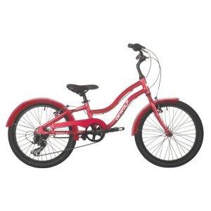 Детский велосипед Dewolf WAVE 210 20 2018