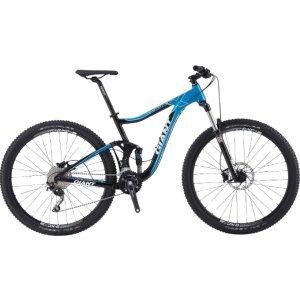 Двухподвесный велосипед Giant Trance X 2 29 2014