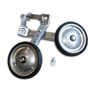 Колеса детские, 16-24, для скоростных велосипедов, с крепежом, балансирные, 00-170604Колеса для детских велосипедов<br>Lетские/подростковые, для скоростных 16-24 велосипедов, совместимы с большинством видов задних переключателей скоростей, стальные, хромированные 128мм, крепления - сталь, шины - резина