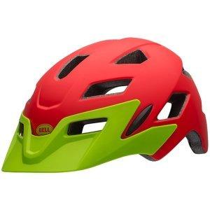 Шлем детский Bell 17 SIDETRACK, матовый красный