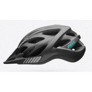 Шлем велосипедный Bell 17 MUNI CITY, универсальный, матовый темно-серый