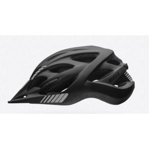 Шлем велосипедный Bell 17 MUNI CITY, универсальный, матовый черный