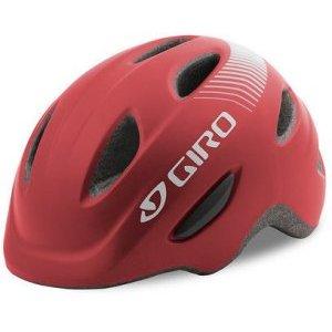 Шлем детский Giro 18 SCAMP, матовый темно-красныйВелошлемы<br>ОПИСАНИЕ<br>Scamp™ этот детский шлем упакованный по полной. Включая некоторые элементы, доступные только у взрослых моделей,<br>которые мы специально для него уменьшили и адаптировали, технология Fusion In-Mold. Система регулировки Roc Loc® Jr,<br>с защитой от защемления бакли, быстро отрегулирует шлем до нужного размера, без риска травмировать ребенка. Широкий<br>диапазон регулировки продлит срок службы шлема. Силуэт Scamp™ отсылает к модели Montaro. Детям будет приятно видеть<br>это сходство. Встроенный козырек. Москитная сетка. Вентиляция - 8 отверстий.<br> Размеры: XS - 45 – 49 см, S - 49 – 53 см.