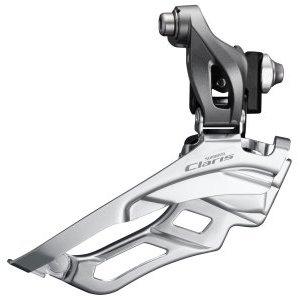 Суппорт/переключатель передний CLARIS EFDR2030X 2-6007 3x8ск. верхний хомут 28,6-34.9мм 50Т, 2-6007 фото