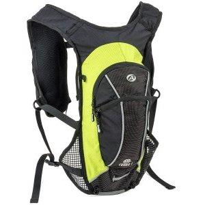 Рюкзак AUTHOR спортивный TURBO-6 VEST NEW V=6л 430г черно-зеленый + желтый чехол от дождя, 8-8100290Велорюкзаки<br>Рюкзак 8-8100290 спортивный TURBO-6 VEST NEW V=6л 430г черно-зеленый + желтый чехол от дождя AUTHOR