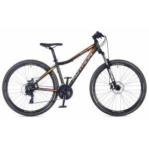 Гибридный велосипед Author Rival ASL 2019Гибридные<br>Представляем Велосипед Author RIVAL ASL 2019го модельного года. На байк установлена рама alloy 6061 27.5 (ASL), а так же надежная вилка RST Gila 27.5 T (100 mm). Качественная трансмиссия с количеством скоростей равным 24 позволит легко преодолевать любые рельефы местности. На байке стоят тормоза типа механика дисковая. Велосипед Author RIVAL ASL 2019го года, хороший вариант для катания как и по проселочным дорогам, так и городским улицам. Эта модель укомплектована колесами с диаметром 27,5 дюймов с хорошими покрышками AUTHOR Speed Master 27.5 x 2.00, удачный вариант в соотношении цена качество. Катайтесь в удовольствие!<br><br><br>Диаметр колеса27,5<br>Вес15,0 kg 16<br>Рульsteel20 mm 640 mm<br>ГрипсыAUTHORhigh density foam<br>Рамаalloy 6061 27.5 (ASL)<br>ОбодQUANDO Disc 32 holes<br>ВилкаRST Gila 27.5 T (100 mm)<br>ТормозаTEKTROdisc mechanical (6 rotors)<br>Передний переключательSHIMANO TY700(34.9)<br>Задний переключательSHIMANO TX800<br>Манетки/шифтерыSHIMANO TX800 (24)<br>СистемаSHIMANO HG200-812-32 (8)<br>КареткаVP COMP cartridge<br>ЦепьKMC Z8.1<br>ШатунPROWHEEL42-34-24 teeth170 mm cranks<br>Педалиresin<br>Рулевая колонкаAUTHOR Integrated 1.5 tapered<br>ВыносZOOM alloy<br>Подседельный штырьZOOM alloy(31.6)<br>СедлоAUTHOR Fenix<br>ПокрышкиAUTHOR Speed Master 27.5 x 2.00<br><br>Количество скоростей24