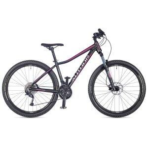 Гибридный велосипед Author Pegas ASL 2019Гибридные<br>Представляем Велосипед Author PEGAS ASL 2019го модельного года. На байк установлена рама hydroformedalloy 6061 27.5 (ASL), а так же надежная вилка RST Blaze 27.5 ML oil, lock out (100 mm). Качественная трансмиссия с количеством скоростей равным 27 позволит легко преодолевать любые рельефы местности. На байке стоят тормоза типа гидравлика дисковая. Велосипед Author PEGAS ASL 2019го года, хороший вариант для катания как и по проселочным дорогам, так и городским улицам. Эта модель укомплектована колесами с диаметром 27,5 дюймов с хорошими покрышками AUTHOR Speed Master 27.5 x 2.00, удачный вариант в соотношении цена качество. Катайтесь в удовольствие!<br><br><br>Диаметр колеса27,5<br>Вес14,6 kg 16<br>РульAUTHOR 9° 640 660 mm<br>ГрипсыAUTHORGripLock foam<br>Рамаhydroformedalloy 6061 27.5 (ASL)<br>ОбодQUANDO Disc 32 holes<br>ВилкаRST Blaze 27.5 ML oil, lock out (100 mm)<br>ТормозаTEKTRO Aurigadisc hydraulic (6 rotors)<br>Передний переключательSHIMANO Alivio(34.9)<br>Задний переключательSHIMANO Acera<br>Манетки/шифтерыSHIMANO Acera (27)<br>СистемаSHIMANO HG200-911-34 (9)<br>КареткаSUNTOUR XCTcartridge<br>ЦепьKMC Z9<br>ШатунSUNTOUR XCM40-30-22 teeth 170 mm cranks<br>ПедалиAUTHOR alloy<br>Рулевая колонкаPRESTINE Integrated1-1/8<br>ВыносAUTHOR alloy<br>Подседельный штырьAUTHOR alloy(31.6)<br>СедлоAUTHOR Fenix<br>ПокрышкиAUTHOR Speed Master 27.5 x 2.00<br><br>Количество скоростей27
