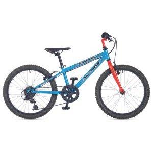 Детский велосипед Energy 2019Детские<br>Представляем Велосипед Author ENERGY 20 2019го модельного года. На байк установлена рама hi-ten 20, а так же надежная вилка hi-ten. Качественная трансмиссия с количеством скоростей равным 6 позволит легко преодолевать любые рельефы местности. На байке стоят тормоза типа v-brake. Велосипед Author ENERGY 20 2019го года, хороший вариант для катания как и по проселочным дорогам, так и городским улицам. Эта модель укомплектована колесами с диаметром 20 дюймов с хорошими покрышками 20 x 1.75, удачный вариант в соотношении цена качество. Катайтесь в удовольствие!<br><br><br>Диаметр колеса20<br>Вес10,9 kg 10<br>Рульsteel 20 mm 540 mm<br>ГрипсыAUTHORkratton rubber<br>Рамаhi-ten 20<br>Ободsteel32 holes<br>Вилкаhi-ten<br>ТормозаTEKTRO V<br>Передний переключатель-<br>Задний переключательSHIMANO TY21<br>Манетки/шифтерыSHIMANO Revoshift (6)<br>СистемаSHIMANO MF-TZ50014-28 (6)<br>КареткаVP COMP<br>ЦепьKMC Z6<br>ШатунPROWHEEL36 teeth127 mm cranks<br>Педалиresin<br>Рулевая колонкаPRESTINE1-1/8<br>Выносalloy<br>Подседельный штырьsteel(25.4)<br>СедлоAUTHOR Pilot<br>Покрышки20 x 1.75<br>Размеры10<br>Количество скоростей6