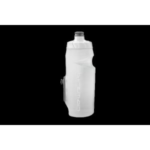 Фляга с прямым креплением на раму Birzman BottleCleat, белый, BM17-BOTTLE-CLEAT-WФляги и Флягодержатели<br>Оригинальная фляга от Birzman, предназначенная для установки непосредственно на раму велосипеда, без флягодержателя. Благодаря специальной клипсе фляга будет надёжно держаться на раме даже при сильной тряске. Такая система намного удобнее, чем классическая, а кроме того, она лучше подходит для маленьких рам с ограниченным пространством между трубами. Пополнять запасы воды теперь стало ещё проще!<br><br><br><br>ОСОБЕННОСТИ<br><br><br><br>Материал фляги: пищевой пластик<br><br>Объём: 650 мл<br><br>Оригинальное крепление при помощи специальной клипсы<br><br>Размеры: 19х9.2х7.6 см<br><br>Вес (с креплением): 109 граммов