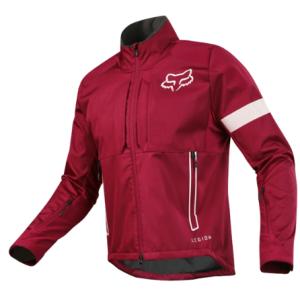 Велокуртка Fox Legion Jacket, темно-красный 2018Велокуртка<br>Стильная и технологичная велокуртка от Fox, созданная специально для гонщиков эндуро. Она прочна, долговечна, максимально удобна, хорошо защищает от ветра и в то же время отлично дышит. Модель выполнена из ветронепроницаемой ткани Ripstop и фирменного эластичного текстиля от легендарного бренда Cordura, а специальные прорези на молниях спереди, сзади и подмышками обеспечат вам дополнительную вентиляцию в случае необходимости. Такая куртка идеально подойдёт для холодных осенних дней и влажной погоды. <br><br><br><br>ОСОБЕННОСТИ<br><br><br><br>Материалы верха: ветронепроницаемая ткань Ripstop и эластичный текстиль Stretch Cordura<br><br>Прорези на молниях спереди, сзади и подмышками – для дополнительной вентиляции<br><br>Накладки из текстиля Cordura в критических местах для дополнительной защиты<br><br>Карманы на молниях на груди и по бокам<br><br>Пояс можно утянуть при помощи стропы и традиционного фиксатора<br><br>Светоотражающие элементы сделают вас заметнее в тёмное время суток (только на модели чёрного цвета)<br><br>Внутренние карманы на локтях для специальных защитных вставок (продаются отдельно)