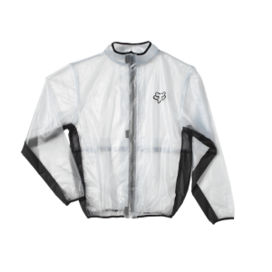 Дождевик Fox Fluid MX Jacket Clear 2019