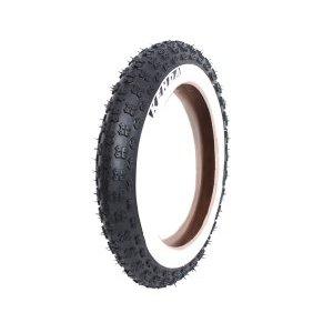 Покрышка для велосипеда KENDA 12 1/2х2 1/4 (62-203) K50 средний черно-белая 5-526204