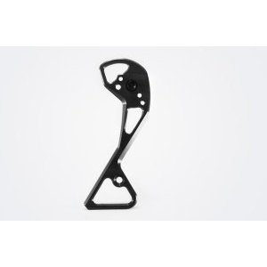 Лапка Garbaruk для заднего переключателя 10 скоростей, Shimano, черный, 4820000107716