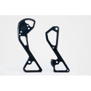 Лапка Garbaruk для заднего переключателя, 10 скоростей, Shimano, Double, черный, 4820000108812