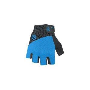 Перчатки велосипедные HYPNO Short, синийВелоперчатки<br>Перчатки велосипедные HYPNO Short, синий