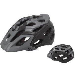 Шлем велосипедный KELLYS DARE туристический, матовый чёрныйВелошлемы<br>Шлем KELLYS DARE туристический, Матовый чёрный<br>23 вентиляционных отверстия, система регулировки STL 3.0, интегрированная сетка от насекомых, съёмный козырёк, сзади отражающий стикер