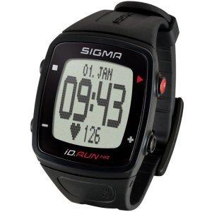 Часы спортивные SIGMA SPORT iD.RUN: скорость и расстояние (на основе GPS), черныеВелокомпьютеры<br>Часы спортивные SIGMA SPORT iD.RUN: скорость и расстояние (на основе GPS), индикатор расстояния, счётчик кругов, месячная статистика, личные достижения, отслеживание активности. Черный.<br><br>Sigma Sport ID.RUN объединяет в себе все функции спортивных часов, фитнес-трекера и бегового компьютера. Благодаря датчику GPS вы не потеряетесь даже на пробежках по новым маршрутам и получите точную информацию о скорости бега и пройденного расстояния. ID.RUN следит за вашей активностью где бы вы ни находились. Функция отслеживания активности также работает без взаимодействия с вашим мобильным устройством. <br><br>Функции: <br>Определение скорости и дистанции по GPS или за счёт датчика ускорения (акселерометра), Средняя скорость, Средняя скорость на круг, Расстояние по кругу, Максимальная скорость, Общее расстояние, Будильник, Часы, Текущее время круга, Дата, Время последнего круга, Секундомер до одной десятой секунды, Тренировочное время, Отслеживание активности, Калории отслеживания активности, Расстояние отслеживания активности, Этапы отслеживания активности, Определенные промежуточные цели (бронза серебро золото), Индивидуальная ежедневная цель (этапы), Средняя частота шага, Средняя длина шага, Частота текущего шага, Длина текущего шага, Максимальная частота шага, Максимальная длина шага, Экспорт данных о деятельности в приложение SIGMA LINK и DATA CENTER, Передача данных NFC в приложение SIGMA LINK, Передача данных USB в DATA CENTER, Дисплей с подсветкой, Индикатор заряда аккумулятора, Блокировка кнопок, Большой дисплей, Минеральное стекло, 8 доступных языков, Функция MyName, Счетчик кругов – 99, Резюме после тренировки, Ежемесячная статистика тренировок, Лучшие тренировки, 3 - спортивных профиля, индикатор заряда аккумулятора.
