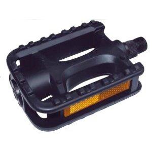 Педали детски велосипедные, Vinca Sport VP 8A-1 black, ось 9х16, 97x74мм, пластиковые, цвет черныей.Педали для велосипедов<br>Педали велосипедные детские, Vinca Sport VP 8A-1 black, ось 9х16, 97x74мм, пластиковые, цвет черныей.<br>Индивидуальная упаковка Vinca Sport