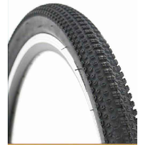 Покрышка для велосипеда, Vinca Sport G 126 24*2.125 black, 24 х 2.125, цвет черный.Велопокрышки<br>Покрышка для велосипеда, Vinca Sport G 126 24*2.125 black, 24   х   2.125, цвет черный.