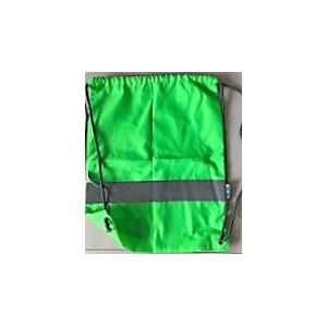 Светоотражающий мешок велосипедный, Vinca Sport TS-SP-03 lime, 420х350мм, для обуви, лайм.Разное<br>Светоотражающий мешок велосипедный, Vinca Sport TS-SP-03 lime, 420   х   350мм, для обуви, лайм.