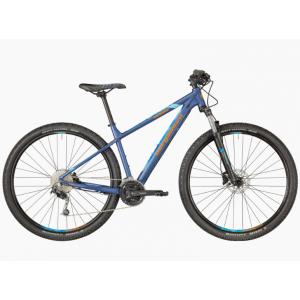 """Велосипед горный Bergamont Revox 5.0, 29 2018Горные (MTB)<br>Велосипед Revox5.0 собран на оборудовании Deore, вилка масляная, хорошо повторяет неровности дороги, с удобной блокировкой на руле. Традиционно удобная посадка и управляемость от Bergamont. Классная фирменная резина, она лёгкая и хорошо цепляется даже за утрамбованный грунт, а это важное свойство при поворотах на скорости. Этот велосипед и для прогулок, походов, и отлично подойдет для тренировок.<br><br>У велосипеда Bergamont Revox 5.0 2018 года:<br><br>Двойной баттинг рамы<br>Кованные дропауты<br>LockOut вынесен на руль для мгновенного переключения на бездорожье!<br>Сверх цепкая и легкая резина<br>Минимальный вес в своем сегменте!<br><br>ХАРАКТЕРИСТИКИ<br><br>Рама: 29 MTB, AL-6061 ultra lite butted tubing, T4/T6 heat treated, 3D-dropout, sport geometry<br>Вилка: Suntour XCM RL-R, 1 1/8, 100mm, coil, remote lockout<br>Рулевая колонка: Ritchey Comp, A-Headset, semi integrated, 1 1/8<br>Задний Переключатель: Shimano Deore, RD-M592, Shadow<br>Передний:  переключательShimano FD-M2000<br>Манетки: Shimano SL-M4000, 3x9-speed, rapidfire plus-shifter<br>Тормоза: Shimano BR-M315, hydraulic disc brake, SM-RT10 rotor: 160/160 mm<br>Шатуны: Shimano FC-MT100, 40/30/22t<br>Каретка: Shimano BB-UN26<br>Втулки Пер/Зад: Shimano HB-TX505, center lock, disc, quick release<br>Цепь: KMC X9<br>Кассета: Shimano CS-HG201-9, 11-36t<br>Спицы:  stainless, black<br>Обода: BGM Comp, disc<br>Покрышки: Schwalbe Smart Sam, Kevlarguard, 54-622<br>Вес: 14,20kg<br>Доступные размеры: M44.5cm/L48cm/XL52.5cm/XXL56.5cm<br>Производитель: Bergamont<br>Тип Велосипеда: Горные MTB<br>Диаметр Колеса: 29""""<br>Подвеска: Хардтейл<br>Материал Рамы: Алюминий<br>Пол: Мужской<br>Год Выпуска: 2018<br>Кол-во передач: 27"""