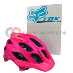 Велошлем Fox Flux Solids Helmet, розовыйВелошлемы<br>Лёгкий шлем для трейлрайдинга и катания в стиле ол-маунтин. Шлем хорошо сидит на голове и отлично вентилируется – вероятно, во время катания вы и вовсе забудете, что надели его. Корпус  данной модели изготовлен из ударопрочного композита, а затылочная часть увеличена для дополнительной безопасности. В 2016 году шлемы Flux стали ещё лучше благодаря новой системе застёжек, которая позволяет точнее подогнать шлем по голове.<br><br><br><br>ОСОБЕННОСТИ<br><br><br><br>Увеличенная затылочная часть<br><br>20 больших отверстий для вентиляции<br><br>Фирменная система фиксации Detox, позволяющая идеально подогнать шлем по голове<br><br>Соответствует требованиям таких стандартов безопасности, как CPSC, CE, EN 1078 и AS/NZS 2063