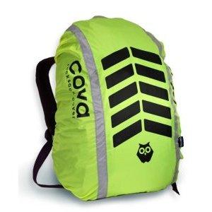 Чехол на рюкзак со световозвращающими лентами PROTECT™ СИГНАЛ, цвет лимон, объем 20-40 литровВелосумки<br>Чехол на рюкзак со световозвращающими лентами PROTECT™ СИГНАЛ, цвет лимон, объем 20-40 литров