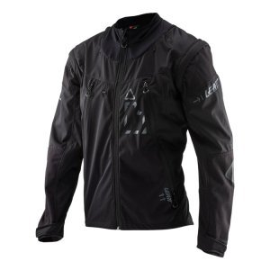 Велокуртка Leatt GPX 4.5 Lite Jacket, черный 2019