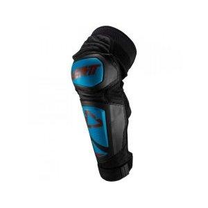 Наколенники Leatt Knee & Shin Guard EXT Fuel/Black 2019Защита колена<br>Очень лёгкая и удобная защита колена и голени. Данная модель успешно прошла все необходимые тесты и отвечает требованиям стандарта безопасности CE. Жёсткие композитные накладки вкупе со вставками из особого пеноматериала с трёхмерной структурой надёжно защищают колено и верхнюю часть голени даже от самых сильных ударов и от истирания о камни. При этом защита настолько удобна, что, скорее всего, во время катания вы и вовсе о ней не вспомните.<br><br><br><br><br>—Лёгкая и удобная защита колена и голени<br><br>—Жёсткие композитные накладки и вставки из особого пеноматериала с трёхмерной структурой обеспечивают высочайший уровень защиты<br><br>—Мягкий синтетический материал внутренника хорошо отводит влагу от кожи<br><br>—Асимметричный дизайн: левый и правый щиток отличаются друг от друга<br><br>—Силиконовые накладки на внутренней стороне предотвращают сползание защиты