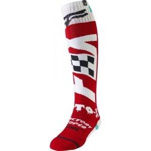 Носки Fox FRI Czar Thin Sock Cardinal 2019Велоноски<br>Тонкие мягкие носки от Fox. Модель выполнена из прочного и долговечного синтетического материала, который быстро сохнет и хорошо отводит влагу. Анатомический крой и дополнительные утолщения в критических местах обеспечивают максимальный комфорт.<br><br><br><br>ОСОБЕННОСТИ<br><br><br><br>Материал: полиэстер<br><br>Анатомический крой<br><br>Дополнительные утолщения в критических местах