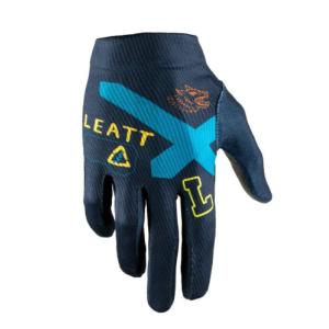 Велоперчатки Leatt DBX 1.0 GripR Glove X-Ink 2019Велоперчатки<br>Лёгкие и тонкие перчатки без застёжек от Leatt. Верх модели выполнен из дышащего эластичного текстиля, а ладонь отделана уникальным материалом MicronGrip, который обеспечивает отличное сцепление как в сухих, так и во влажных условиях. Кроме того, благодаря особому покрою перчатки абсолютно не сковывают движений рук – вероятно, через несколько минут вы и вовсе забудете, что надели их.<br><br>Характеристики:<br><br>Верх выполнен из эластичного дышащего текстиля<br>Ладонь отделана материалом MicronGrip, который обеспечивает отличное сцепление как в сухих, так и во влажных условиях<br>Особый крой для дополнительного комфорта<br>Подходят для работы с сенсорными дисплеями