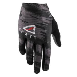 Велоперчатки Leatt DBX 1.0 GripR Glove, черный 2019Велоперчатки<br>Лёгкие и тонкие перчатки без застёжек от Leatt. Верх модели выполнен из дышащего эластичного текстиля, а ладонь отделана уникальным материалом MicronGrip, который обеспечивает отличное сцепление как в сухих, так и во влажных условиях. Кроме того, благодаря особому покрою перчатки абсолютно не сковывают движений рук – вероятно, через несколько минут вы и вовсе забудете, что надели их.<br><br>Характеристики:<br><br>Верх выполнен из эластичного дышащего текстиля<br>Ладонь отделана материалом MicronGrip, который обеспечивает отличное сцепление как в сухих, так и во влажных условиях<br>Особый крой для дополнительного комфорта<br>Подходят для работы с сенсорными дисплеями