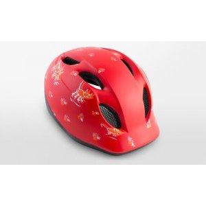 Велошлем детский Met Buddy Red Animals Unisize 2019Велошлемы<br>Традиционный детский шлем от Met – стильный, удобный и хорошо вентилируемый. Классическая обтекаемая форма, интегрированный козырёк, вставки из москитной сетки в вентиляционных отверстиях и внутренник из гипоаллергенного материала – обучение езде на двух колёсах теперь станет ещё веселее и безопаснее. <br><br><br><br>ОСОБЕННОСТИ<br><br><br><br>Оригинальный дизайн<br><br>Интегрированный козырёк<br><br>Удобная система регулировки размера<br><br>Гипоаллергенный внутренник<br><br>Вставки из москитной сетки в отверстиях для вентиляции