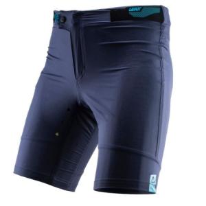 Велошорты Leatt DBX 1.0 Short Ink 2019Велошорты<br>LEATT Shorts DBX 1.0 - ультралегкие шорты для велосипеда с бактерицидной подкладкой (линером). Эти шорты включают подкладку с двойной плотностью, которая обеспечивает комфорт на весь день. Линер изготавливается из материала Coolmax с анти-запахом антимикробной обработкой.<br><br>Снаружи, используется ткань с грязе- и водоотталкивающей способностью, которая также имеет вентиляцию с лазерной резкой, чтобы обеспечить прохладу в жаркую погоду.<br><br>Задняя панель выполнена бесшовной, регулировочная затяжка на талии имеет задний захват для предотвращения сползания шорт во время езды.<br><br>Теперь вы можете сосредоточиться на том, что впереди Вас!<br><br><br><br>Ультралегкий и эластичный материал;<br><br>New Coolmax линер с анти-запахом антимикробной обработкой;<br><br>Лазерная порезка вентиляционных отверстий;<br><br>Реверсивные молнии и многорядные усиленные строчки;<br><br>Предварительно изогнутая, трехмерная конструкция;<br><br>Мягкие карманы из сетки на бедрах и на спине;<br><br>Мягкая система посадки по талии;<br><br>Бесшовная конструкиця задней поверхности шорт.