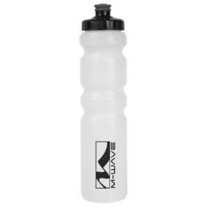 Фляга велосипедная M-WAVE PBO, 1л, пластик, белый, 5-340370Фляги и Флягодержатели<br>Бутылка для воды M-WAVE PBO 1000<br><br>С мягким мундштуком Big Flow<br><br>объем 1 литр<br><br>изготовлен из пластика<br><br>цвет белый<br><br>ширина 80 мм<br><br>вес 99 г<br><br>высота 310 мм