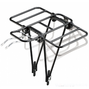 Велобагажник OSTAND CD-266, задний, 24-28, 2х-стоечный, с расширением, алюминий, черный, 6-190266Багажники для велосипеда<br>Багажник задний со складной платформой имеет прочное сварное основание<br>Алюминиевая двухстоечная конструкция с расширяющейся платформой <br>Регулируемая высота <br>Подходит для сумок-штанов.<br><br>Артикул : 6-190266<br>Бренд : Ostand<br>Модель : CD-266<br>Размер колеса : 24-28<br>Материал : Алюминий