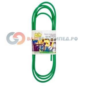 Рубашка тросика тормоза Vinca диаметр - 5мм, длина - 2м, цвет зеленый VSC 2 greenТросики и Рубашки<br>Диаметр - 5мм.<br>Длина - 2м.<br>Цвет: зеленый